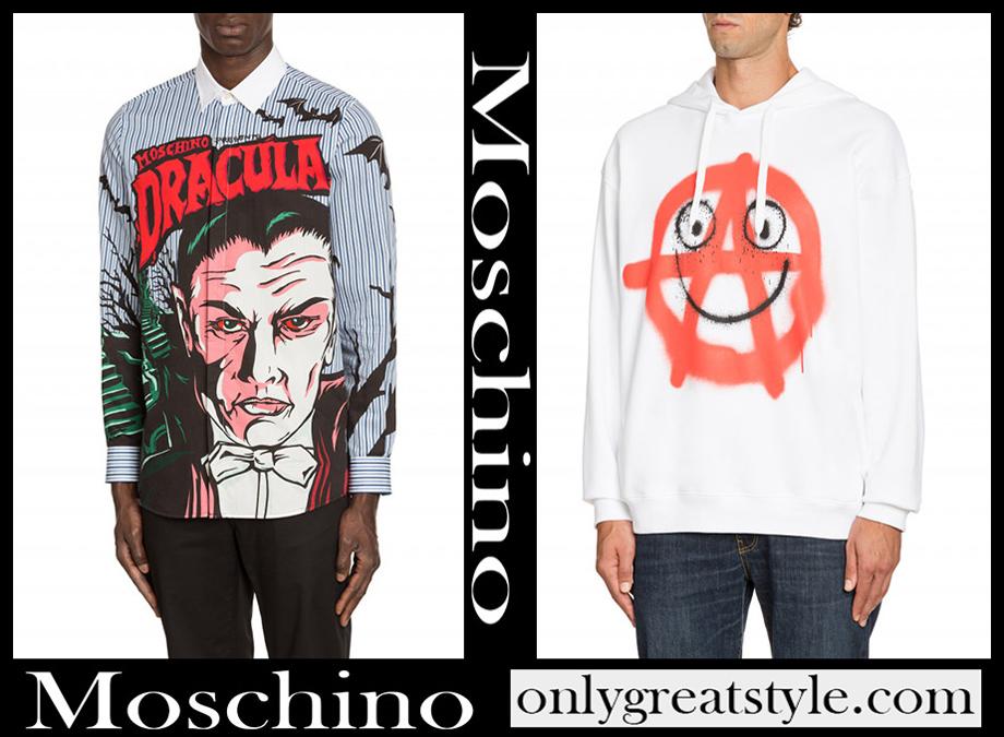 New arrivals Moschino mens fashion 2020