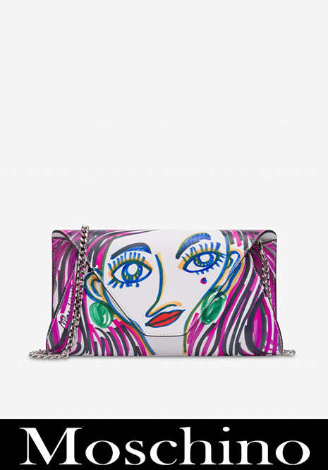 New arrivals Moschino womens bags 2020 14