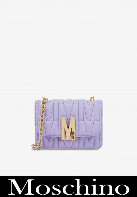 New arrivals Moschino womens bags 2020 2