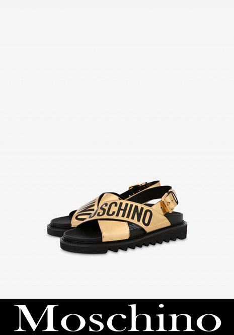 New arrivals Moschino womens shoes 2020 10