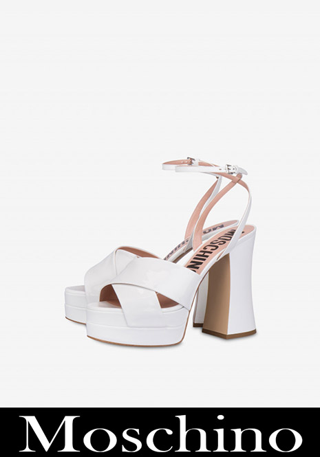 New arrivals Moschino womens shoes 2020 11