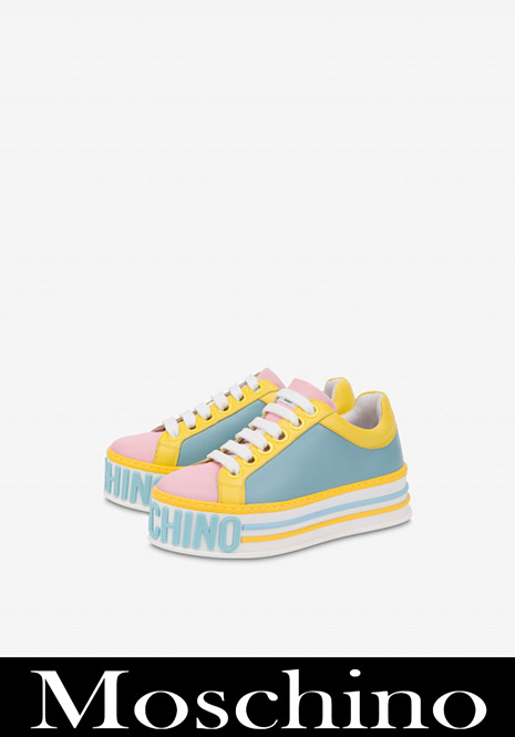 New arrivals Moschino womens shoes 2020 13