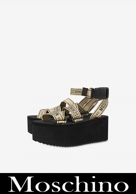 New arrivals Moschino womens shoes 2020 16