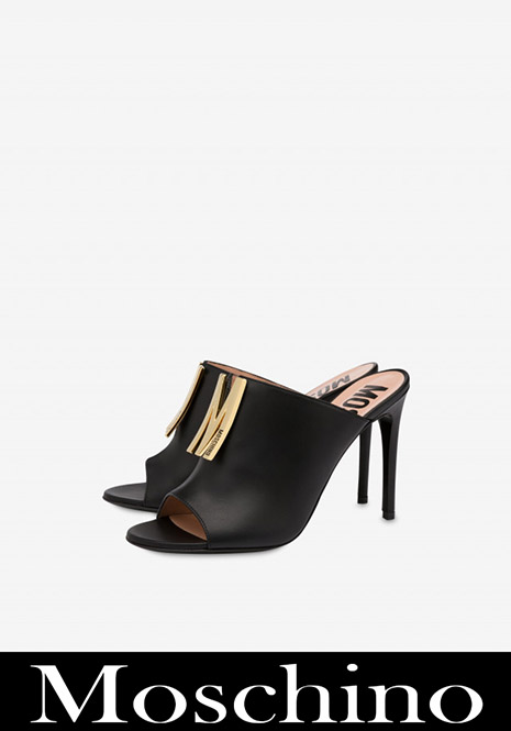 New arrivals Moschino womens shoes 2020 18
