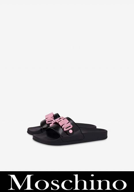 New arrivals Moschino womens shoes 2020 19