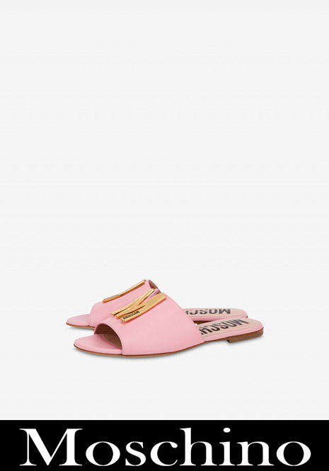 New arrivals Moschino womens shoes 2020 22