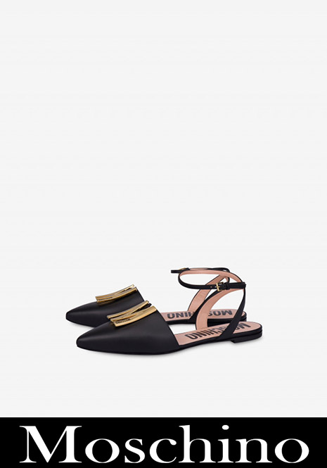 New arrivals Moschino womens shoes 2020 9