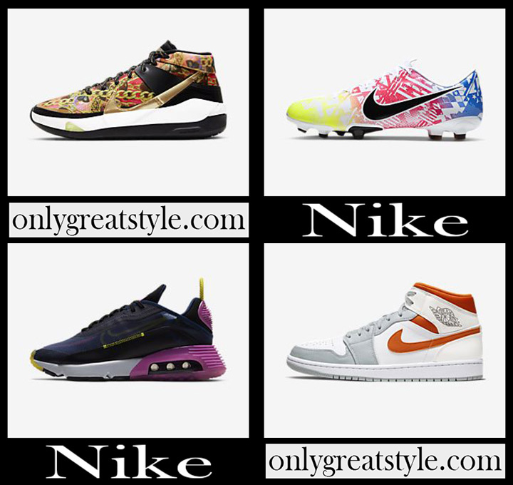New arrivals Nike mens shoes 2020