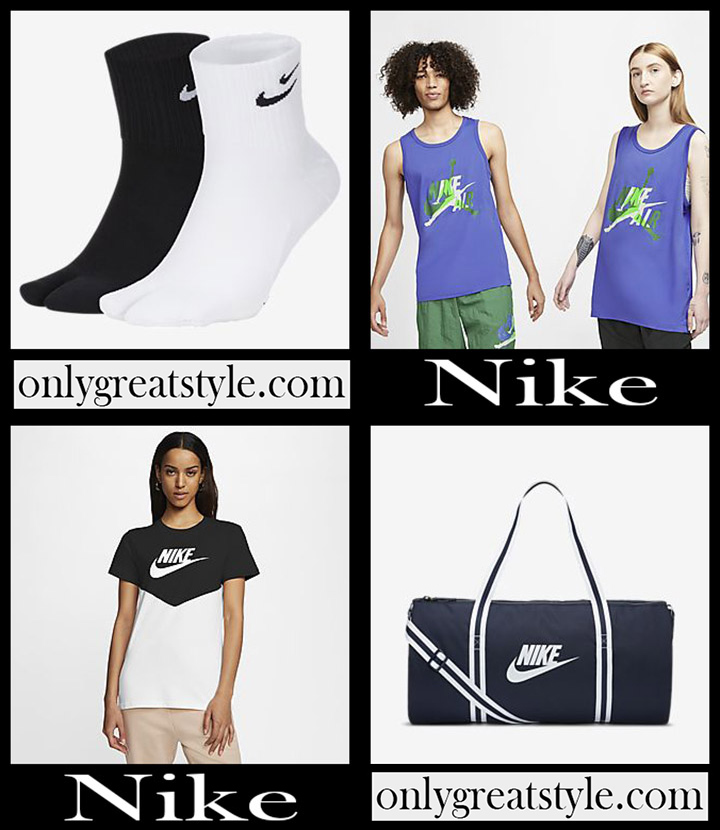 New arrivals Nike womens clothing 2020