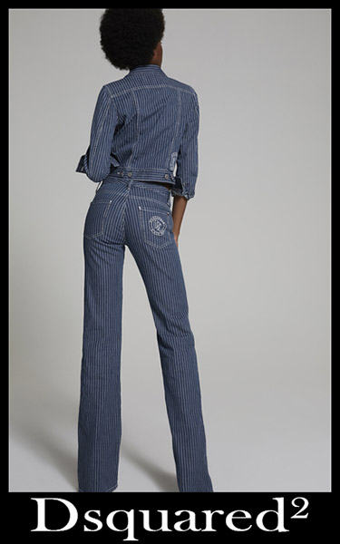 Denim clothing Dsquared² 2020 womens jeans 17