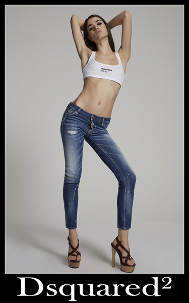 Denim clothing Dsquared² 2020 womens jeans 20