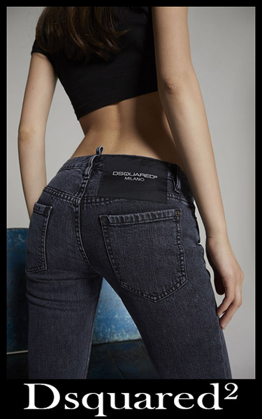 Denim clothing Dsquared² 2020 womens jeans 25