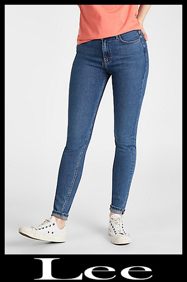 Denim clothing Lee 2020 womens jeans 22