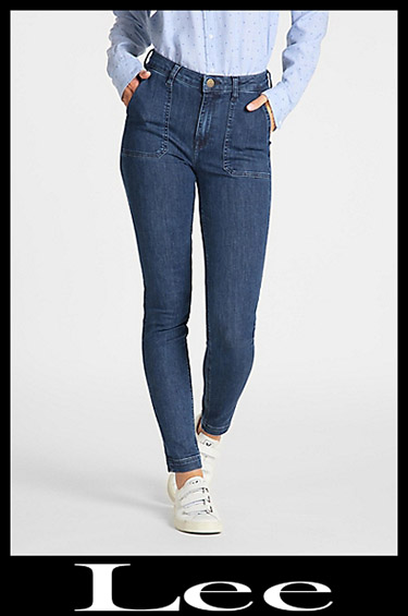 Denim clothing Lee 2020 womens jeans 8