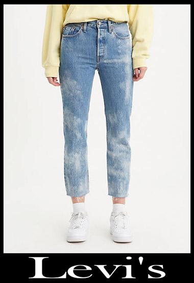 Denim clothing Levis 2020 womens jeans 18