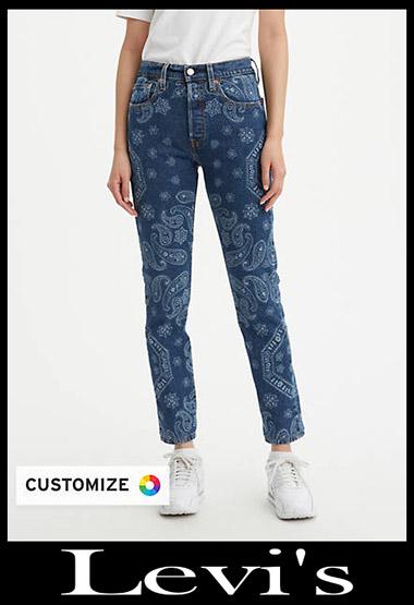 Denim clothing Levis 2020 womens jeans 2