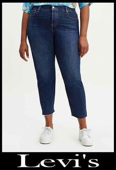 Denim clothing Levis 2020 womens jeans 3