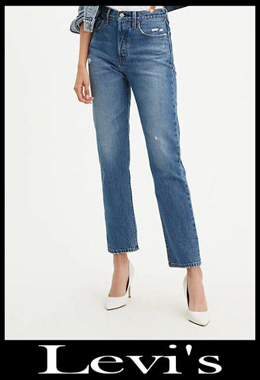 Denim clothing Levis 2020 womens jeans 5