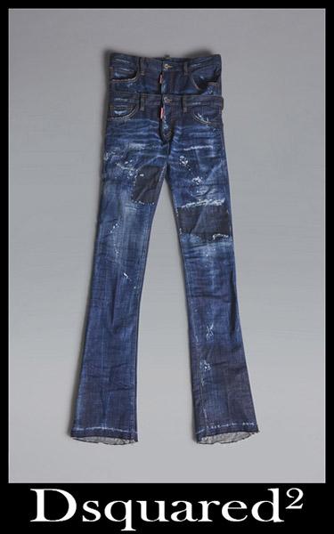 Denim fashion Dsquared² 2020 mens jeans 10
