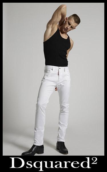 Denim fashion Dsquared² 2020 mens jeans 13