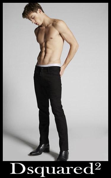 Denim fashion Dsquared² 2020 mens jeans 14