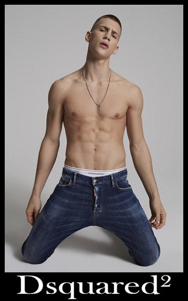 Denim fashion Dsquared² 2020 mens jeans 15