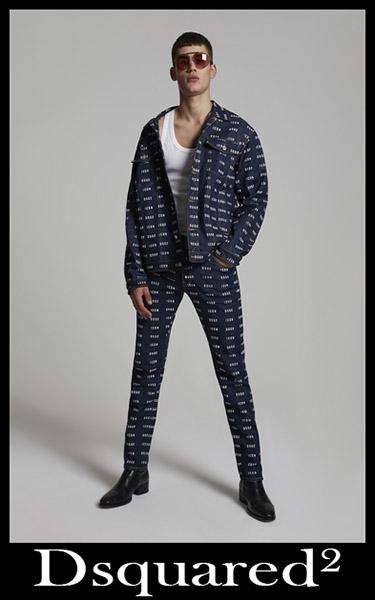 Denim fashion Dsquared² 2020 mens jeans 17