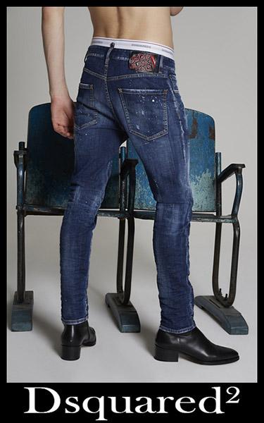 Denim fashion Dsquared² 2020 mens jeans 19