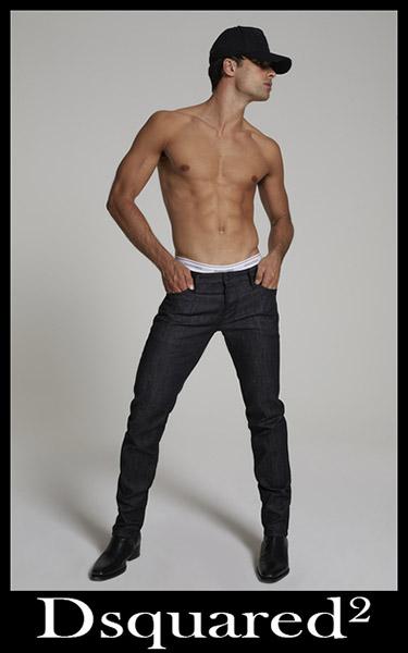Denim fashion Dsquared² 2020 mens jeans 22