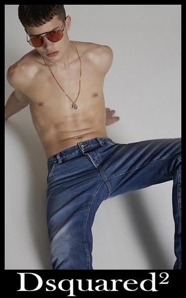 Denim fashion Dsquared² 2020 mens jeans 25