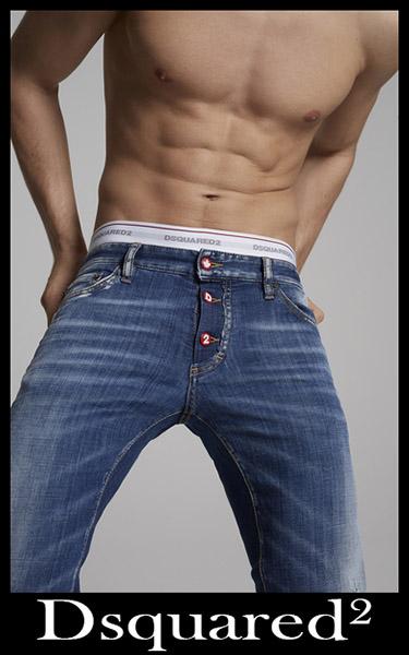 Denim fashion Dsquared² 2020 mens jeans 27