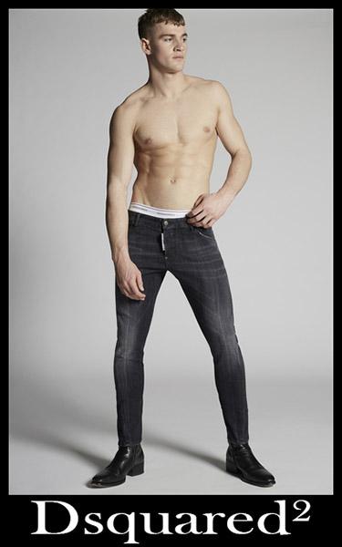 Denim fashion Dsquared² 2020 mens jeans 3
