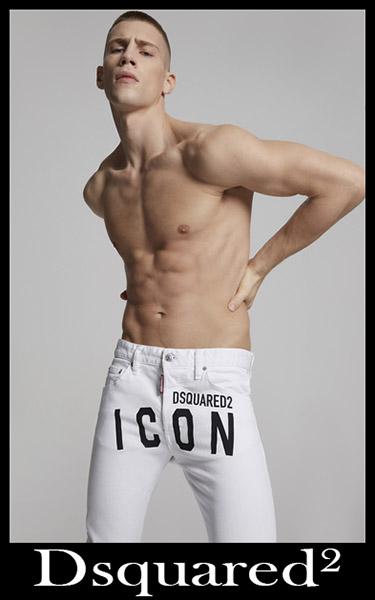 Denim fashion Dsquared² 2020 mens jeans 5