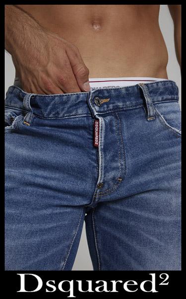Denim fashion Dsquared² 2020 mens jeans 6