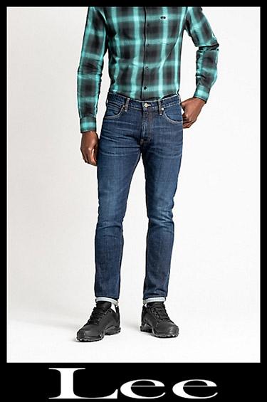 Denim fashion Lee 2020 mens jeans 13