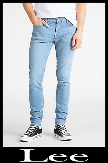 Denim fashion Lee 2020 mens jeans 17