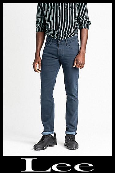 Denim fashion Lee 2020 mens jeans 7
