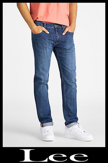 Denim fashion Lee 2020 mens jeans 8
