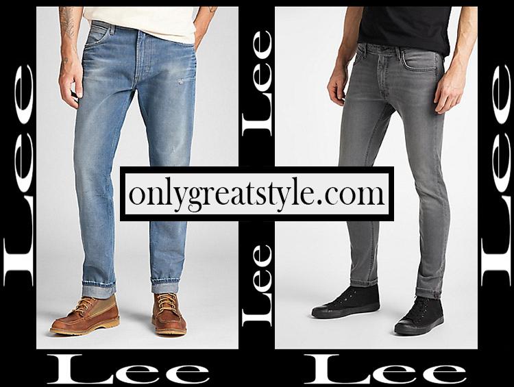 Denim fashion Lee 2020 mens jeans