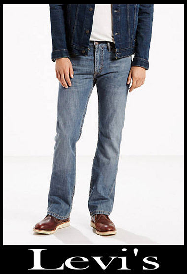 Denim fashion Levis 2020 mens jeans 14