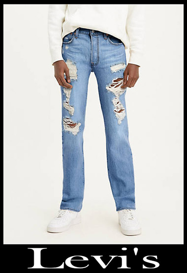 Denim fashion Levis 2020 mens jeans 2