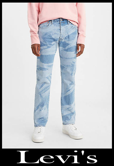 Denim fashion Levis 2020 mens jeans 3
