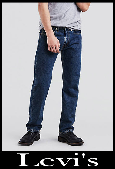 Denim fashion Levis 2020 mens jeans 5