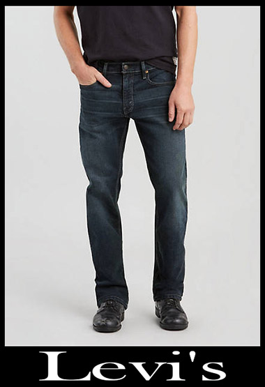 Denim fashion Levis 2020 mens jeans 7