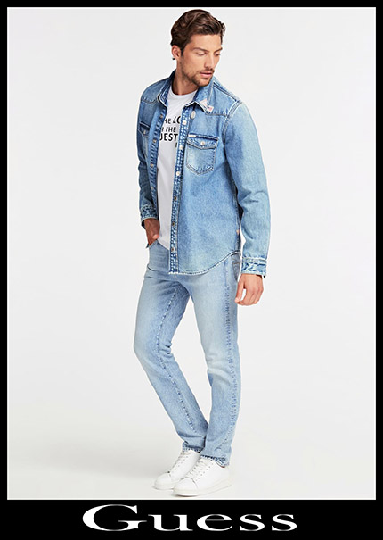 Guess jeans 2020 new arrivals mens fashion 8