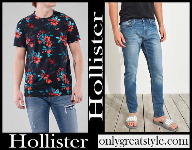 Hollister fashion 2020 new arrivals mens clothing