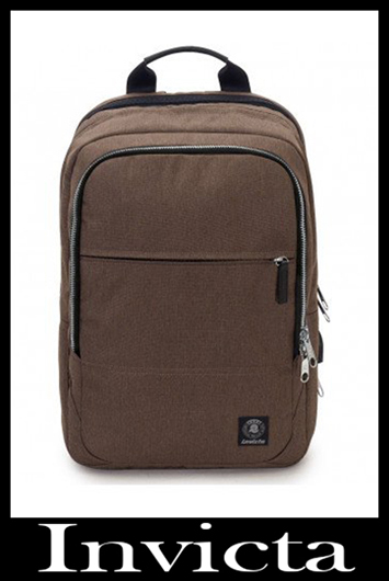 Invicta backpacks 2020 bags school free time 14