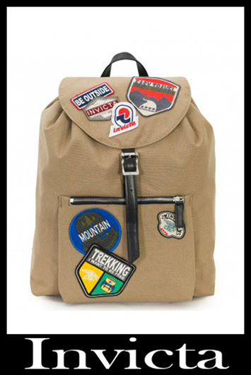 Invicta backpacks 2020 bags school free time 2
