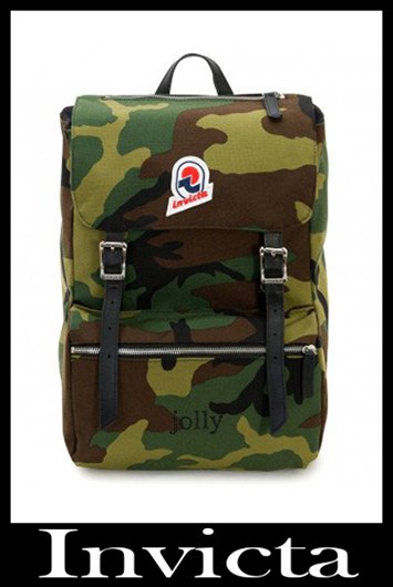Invicta backpacks 2020 bags school free time 3