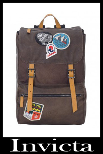 Invicta backpacks 2020 bags school free time 32
